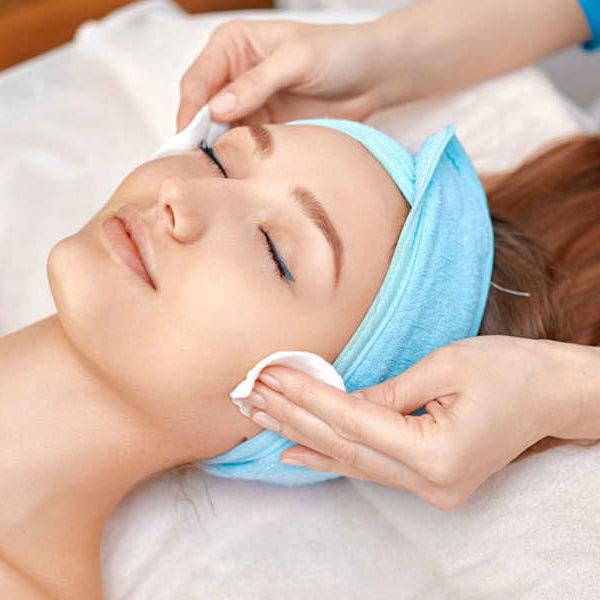 Baltica spa szczecin Academie krystaliczna czystość zabieg do skóry trądzikowej twarzy