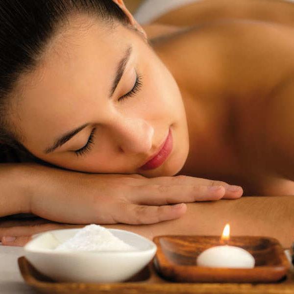 Baltica wellness spa szczecin - masaż eteryczny
