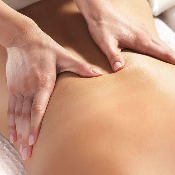 Baltica masaż pleców