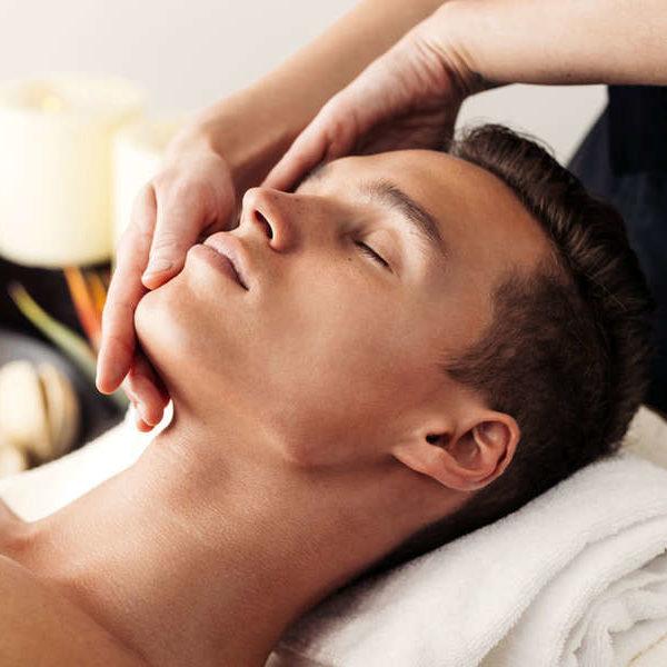 Baltica wellness spa szczecin - masaż twarzy dla mężczyzn