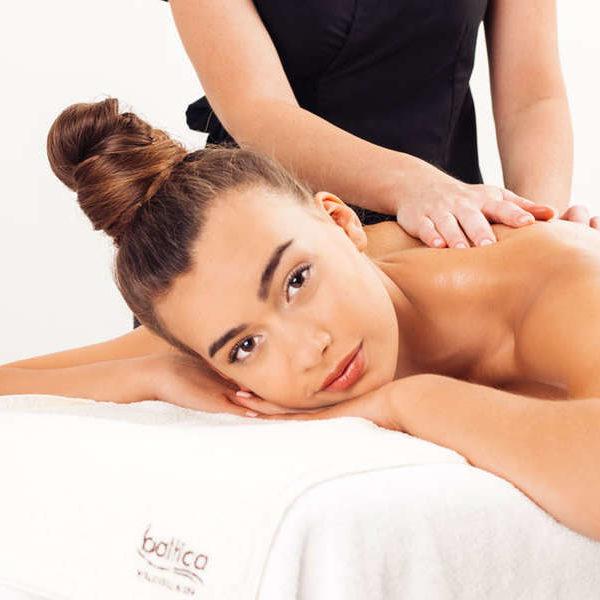 Baltica wellness spa szczecin - masaż kombi (plecy, nogi)