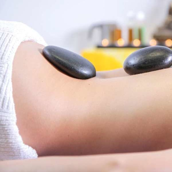 Baltica wellness spa szczecin - masaż kamieniami La Stona