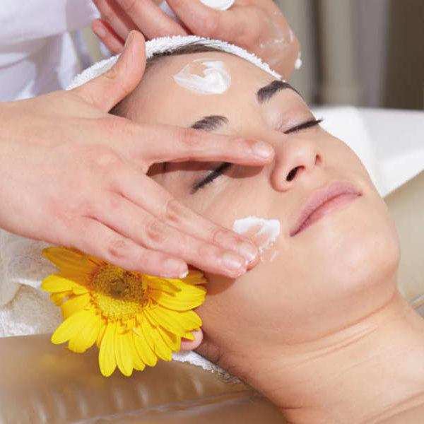 Baltica wellness spa szczecin - nawilżający masaż twarzy