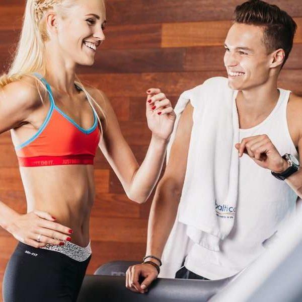 Baltica wellness spa szczecin - strefa Fitness