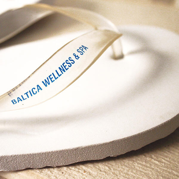 Baltica wellness spa - Baltica Badeschuhe