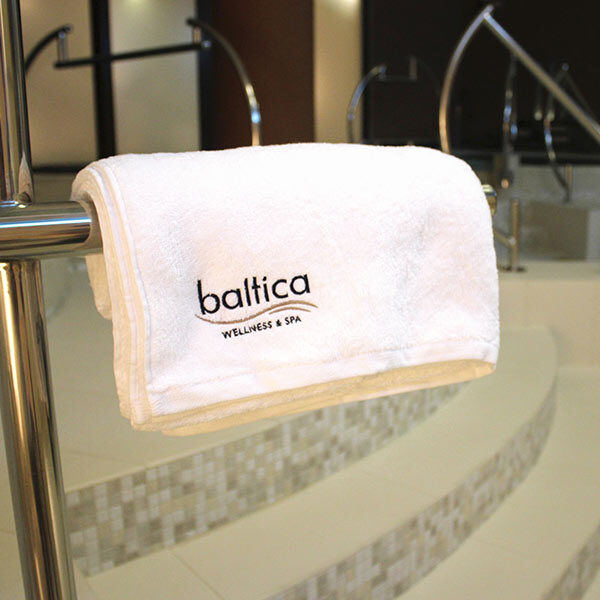 Baltica wellness spa - Handtuch