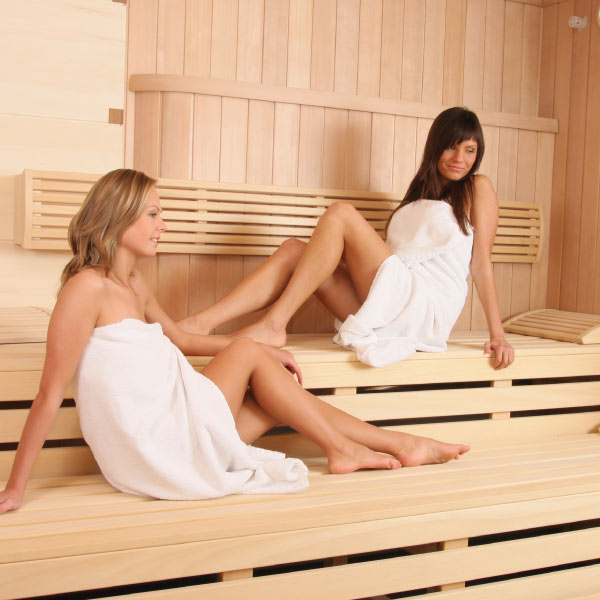Baltica Wellness Spa - sauna